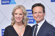 Robert F. Kennedy Human Rights President Kerry Kennedy and Scott Wolf attend the 2019 Robert F. Kennedy Human Rights Ripple Of Hope Awards on December 12, 2018 in New York City.