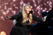 Inductee Stevie Nicks performs onstage at the  2019 Rock & Roll Hall Of Fame Induction Ceremony - Show at Barclays Center on March 29, 2019 in New York City.