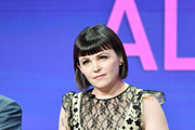 """Ginnifer Goodwin of """"Why Women Kill"""" speaks during the CBS segment of the 2019 Summer TCA Press Tour at The Beverly Hilton Hotel on August 1, 2019 in Beverly Hills, California."""