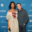 Ed Helms and Jessica Williams