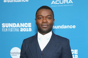 """David Oyelowo attends the """"Relive"""" Premiere during the 2019 Sundance Film Festival  at The Marc Theatre on January 27, 2019 in Park City, Utah."""