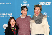 "Producers Natalie Farrey, Danny Gabai and Nancy Dubuc attend the ""The Report"" Premiere during  the 2019 Sundance Film Festival at Eccles Center Theatre on January 26, 2019 in Park City, Utah."