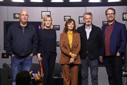 "(L-R) Roger Michell, Sherryl Clark, Susan Sarandon, Sam Neill, and Rainn Wilson attend the ""Blackbird"" press conference during the 2019 Toronto International Film Festival at TIFF Bell Lightbox on September 06, 2019 in Toronto, Canada."