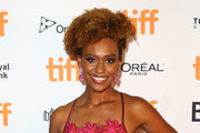 """Ryan Michelle Bathe attends the """"Waves"""" premiere during the 2019 Toronto International Film Festival at Ryerson Theatre on September 10, 2019 in Toronto, Canada."""