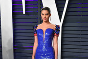 Sara Sampaio attends the 2019 Vanity Fair Oscar Party hosted by Radhika Jones at Wallis Annenberg Center for the Performing Arts on February 24, 2019 in Beverly Hills, California.