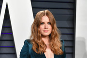 Amy Adams attends the 2019 Vanity Fair Oscar Party hosted by Radhika Jones at Wallis Annenberg Center for the Performing Arts on February 24, 2019 in Beverly Hills, California.