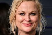 Amy Poehler attends the 2019 Vanity Fair Oscar Party hosted by Radhika Jones at Wallis Annenberg Center for the Performing Arts on February 24, 2019 in Beverly Hills, California.
