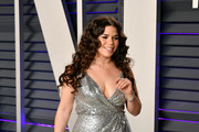 America Ferrera attends the 2019 Vanity Fair Oscar Party hosted by Radhika Jones at Wallis Annenberg Center for the Performing Arts on February 24, 2019 in Beverly Hills, California.