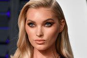 Elsa Hosk attends the 2019 Vanity Fair Oscar Party hosted by Radhika Jones at Wallis Annenberg Center for the Performing Arts on February 24, 2019 in Beverly Hills, California.