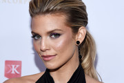 AnnaLynne McCord arrives at the 2019 WildAid Gala at the Beverly Wilshire Four Seasons Hotel on November 09, 2019 in Beverly Hills, California.