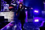 (EDITORIAL USE ONLY) Ann Wilson.of Heart performs onstage during the 2019 iHeartRadio Music Festival at T-Mobile Arena on September 20, 2019 in Las Vegas, Nevada.