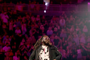 (EDITORIAL USE ONLY) T-Pain performs onstage during the 2019 iHeartRadio Music Festival at T-Mobile Arena on September 21, 2019 in Las Vegas, Nevada.