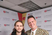 (EDITORIAL USE ONLY. NO COMMERCIAL USE) (L-R) Zedd and Jesse Lozano attend 2019 iHeartRadio Wango Tango presented by The JUVÉDERM® Collection of Dermal Fillers at Dignity Health Sports Park on June 01, 2019 in Carson, California.