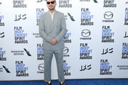 Shia LaBeouf attends the 2020 Film Independent Spirit Awards on February 08, 2020 in Santa Monica, California.