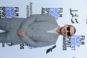 Shia LeBeouf attends the 2020 Film Independent Spirit Awards on February 08, 2020 in Santa Monica, California.