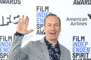 Bob Odenkirk attends the 2020 Film Independent Spirit Awards on February 08, 2020 in Santa Monica, California.