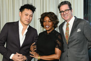 Alfre Woodard and Josh Welsh Photos Photo