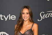 Jessica Alba attends The 2020 InStyle And Warner Bros. 77th Annual Golden Globe Awards Post-Party at The Beverly Hilton Hotel on January 05, 2020 in Beverly Hills, California.