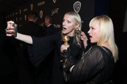 (L-R) Editor in Chief of InStyle Magazine Laura Brown and Patricia Arquette attend The 2020 InStyle And Warner Bros. 77th Annual Golden Globe Awards Post-Party at The Beverly Hilton Hotel on January 05, 2020 in Beverly Hills, California.