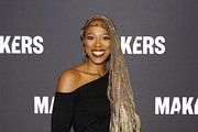 Yvonne Orji attends The 2020 MAKERS Conference on February 11, 2020 in Los Angeles, California.
