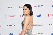 Jessie J attends MusiCares Person of the Year honoring Aerosmith at West Hall at Los Angeles Convention Center on January 24, 2020 in Los Angeles, California.
