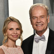 Kelsey Grammer and Kayte Walsh