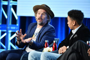Ethan Hawke and Joshua Caleb Johnson Photos Photo