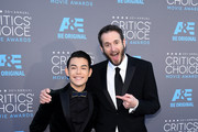 Chris Williams and Ryan Potter Photos Photo