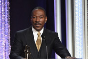 """Actor Eddie Murphy, recipient of the """"Hollywood Career Achievement Award"""", speaks onstage during the 20th Annual Hollywood Film Awards on November 6, 2016 in Beverly Hills, California."""