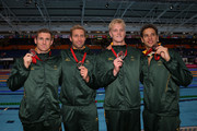 Cameron Van Der Burgh Chad Le Clos Photos Photo