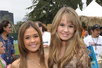 Nicole Gale Anderson 21st Anniversary A Time For Heroes Celebrity Picnic Sponsored by Disney