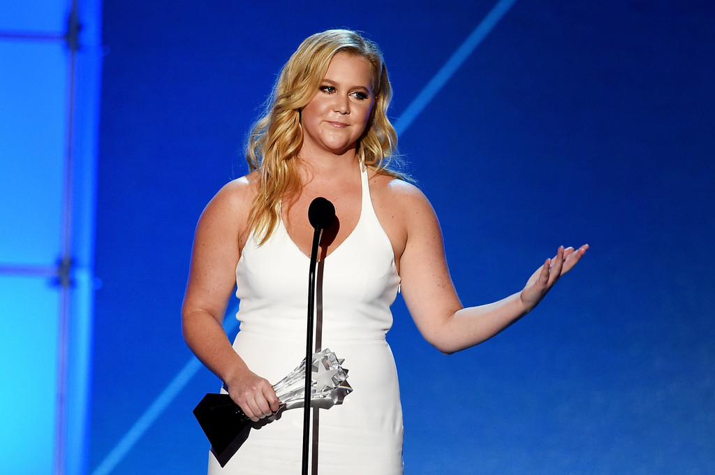 Amy Schumer, Plus Size? Oh, Please!