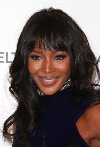 Model Naomi Campbell arrives at the 21st Annual Elton John AIDS Foundation's Oscar Viewing Party on February 24, 2013 in Los Angeles, California.