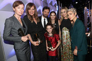 McKenna Grace and Caitlin Carver Photos Photo