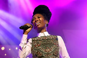 Brandy performs onstage during the 21st Annual Huading Global Film Awards at The Theatre at Ace Hotel on December 15, 2016 in Los Angeles, California.