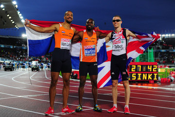 Patrick van Luijk 21st European Athletics Championships - Day Four