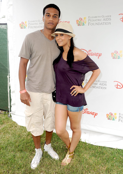 Cory+Hardrict in 21st A Time For Heroes Celebrity Picnic Sponsored by Disney - Red Carpet