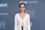Carly Chaikin - All the Looks from the 2016 Critics' Choice Awards