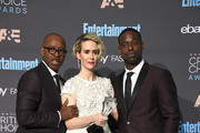 Sarah Paulson and Courtney B. Vance Photos Photo
