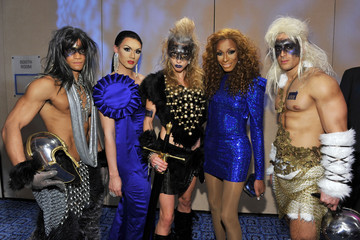 Sahara Davenport 22nd Annual GLAAD Media Awards Presented by ROKK Vodka - Private Reception & After Party