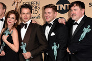 Allen Leech Joanne Froggatt Photos Photo