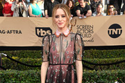 Claire Foy in Valentino - Every Best Dressed Look from the 2017 SAG Awards