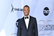 Corey Hawkins attends the 25th Annual Screen ActorsGuild Awards at The Shrine Auditorium on January 27, 2019 in Los Angeles, California.