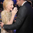 Patricia Clarkson and Bradley Cooper