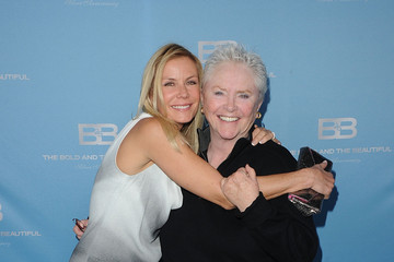 "Susan Flannery 25th Silver Anniversary Party For CBS' ""The Bold And The Beautiful"" - Silver Carpet Arrivals"
