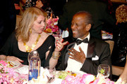 Sidney Poitier and Joanna Shimkus Photos Photo