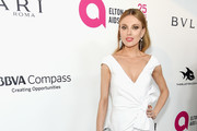 Bar Paly  attends the 26th annual Elton John AIDS Foundation Academy Awards Viewing Party sponsored by Bulgari, celebrating EJAF and the 90th Academy Awards at The City of West Hollywood Park on March 4, 2018 in West Hollywood, California.