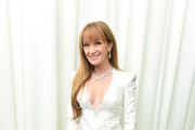 Jane Seymour attends the 26th annual Elton John AIDS Foundation Academy Awards Viewing Party sponsored by Bulgari, celebrating EJAF and the 90th Academy Awards at The City of West Hollywood Park on March 4, 2018 in West Hollywood, California.