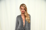 Romee Strijd  attends the 26th annual Elton John AIDS Foundation Academy Awards Viewing Party sponsored by Bulgari, celebrating EJAF and the 90th Academy Awards at The City of West Hollywood Park on March 4, 2018 in West Hollywood, California.