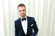 Sebastian Stan attends the 26th annual Elton John AIDS Foundation Academy Awards Viewing Party with cocktails by Clase Azul Tequila at The City of West Hollywood Park on March 4, 2018 in West Hollywood, California.